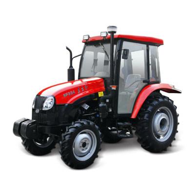 东方红MF554轮式农用拖拉机四轮驱动55马力