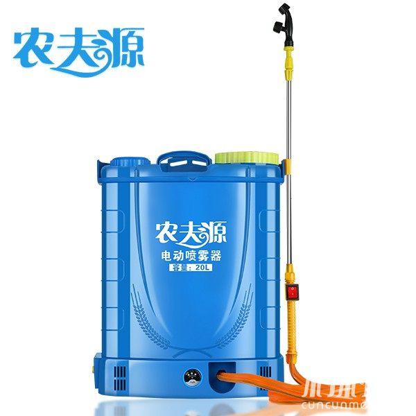 农夫源锂电池电动喷雾器背负式充电果树打药机农用喷农药机