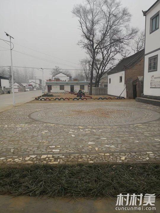 新时代特色社会主义新农村红庙镇代庄村