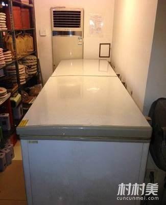 转让大冰柜及展示柜