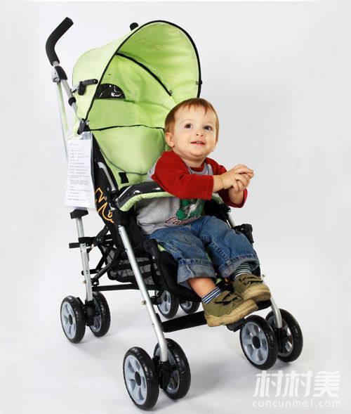 转让婴儿推车9成新