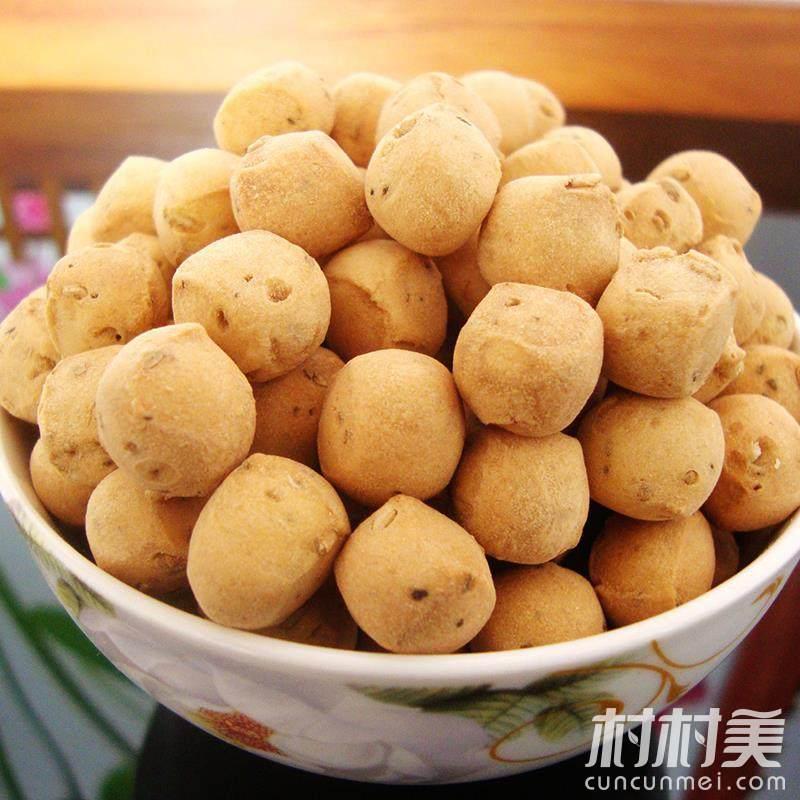 东寨农家手工土炒馍陕州面豆