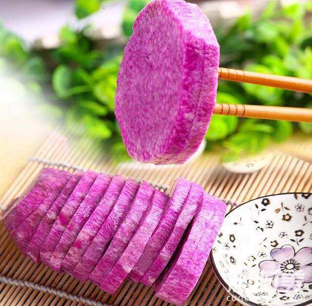 详解紫山药的种植技术!这样种一亩地能赚2万!