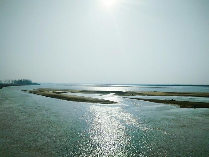 兰考黄河湾风景区