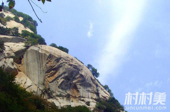 三门峡汉山风景区