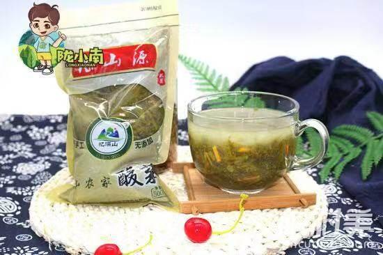 甘肃成县手工酸菜
